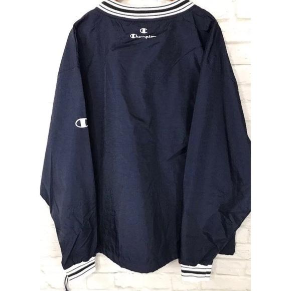 Champion pullover jacket